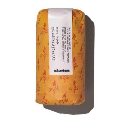Масло без масла для естественных послушных укладок Davines