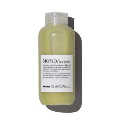 MOMO Универсальный несмываемый увлажняющий крем Davines