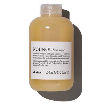 NOUNOU шампунь для уплотнения волос Davines