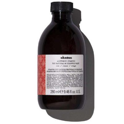 Оттеночный шампунь Alchemic, красный Davines