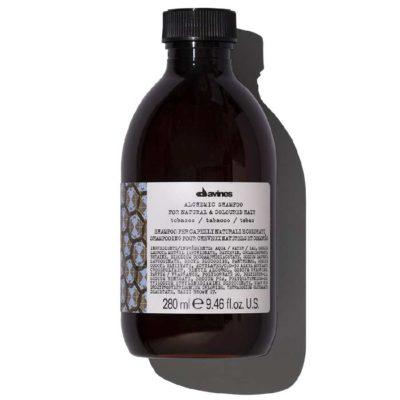 Оттеночный шампунь Alchemic, табак Davines