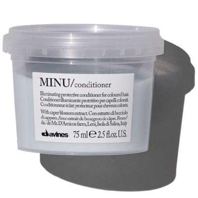 MINU travel Защитный кондиционер Davines