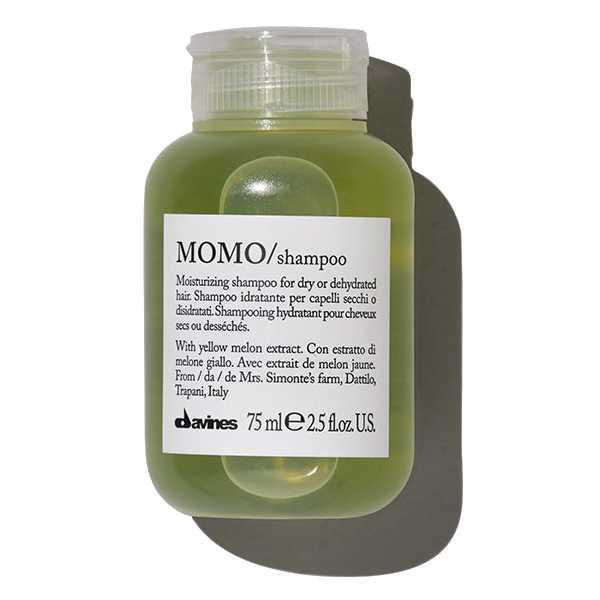 MOMO travel шампунь для увлажнения волос Davines