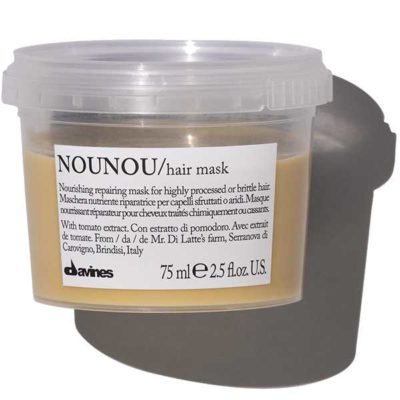 NOUNOU travel Интенсивная восстанавливающая маска Davines