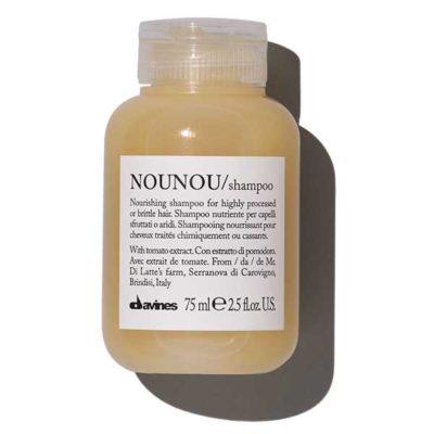 NOUNOU travel шампунь для уплотнения волос Davines