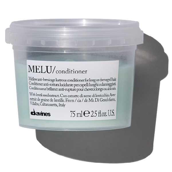 MELU travel Кондиционер для предотвращения ломкости Davines