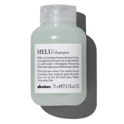 MELU travel шампунь для предотвращения ломкости Davines