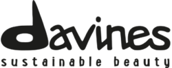 cropped davines sustainable beauty logo 1 3